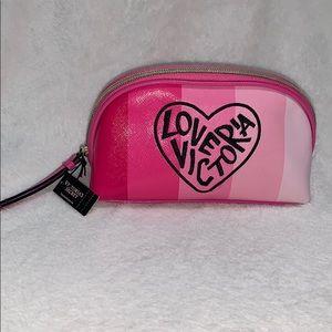Victoria's Secret Pink Makeup Bag
